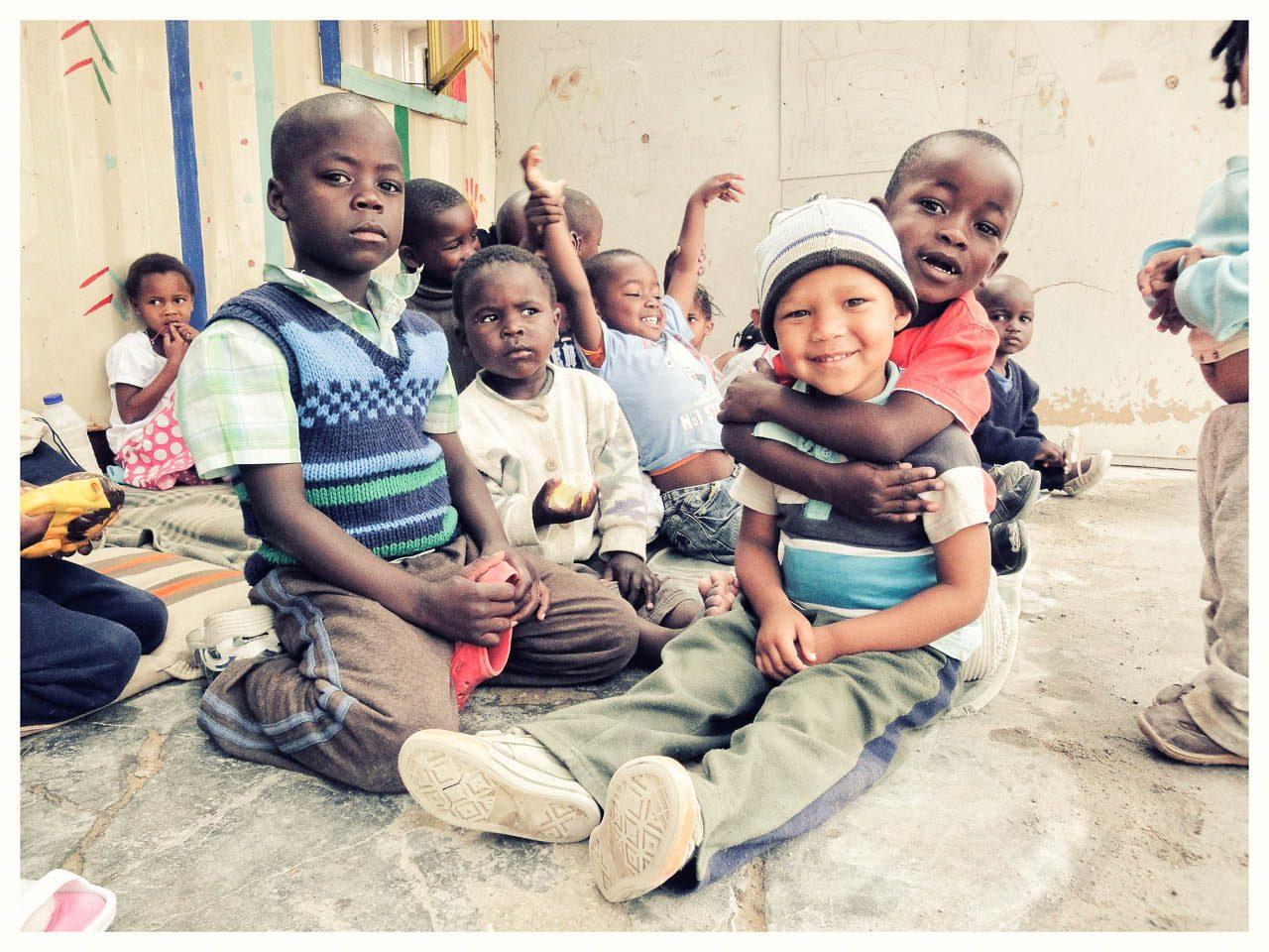 Fotodokumentation in Namibia/ Südafrika
