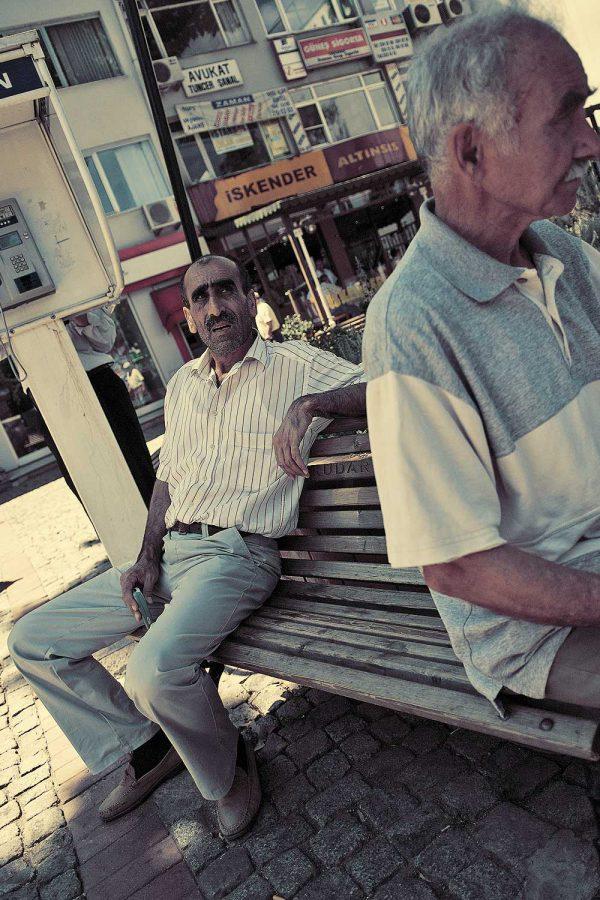 Streetfotografie in Istanbul