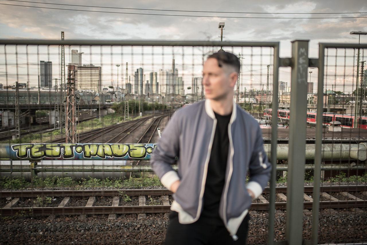 Marc Wittenborn fotografiert Musiker