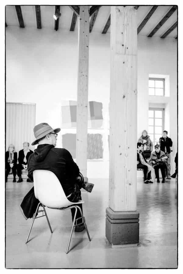 Vernissage in der Galerie Hoffmann