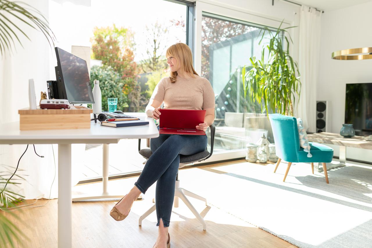 Smarte Home Office Lösungen - Fujitsu